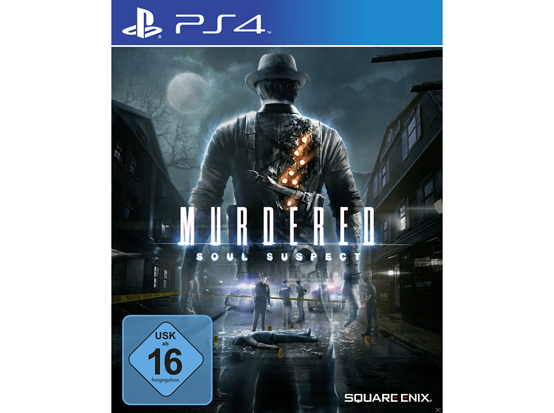 Murdered: Soul Suspect [PlayStation 4]