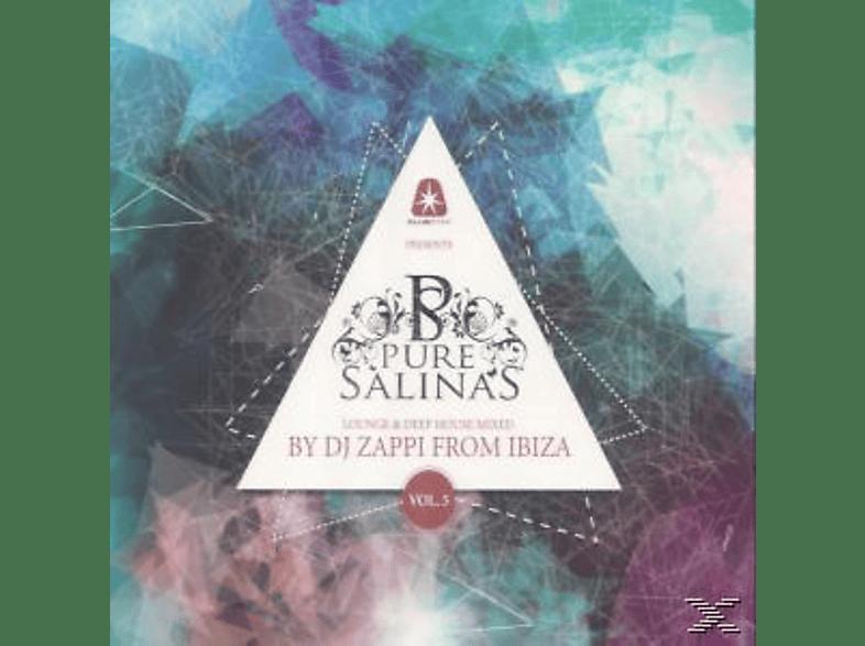 VARIOUS - Pure Salinas Vol. 5 [CD]