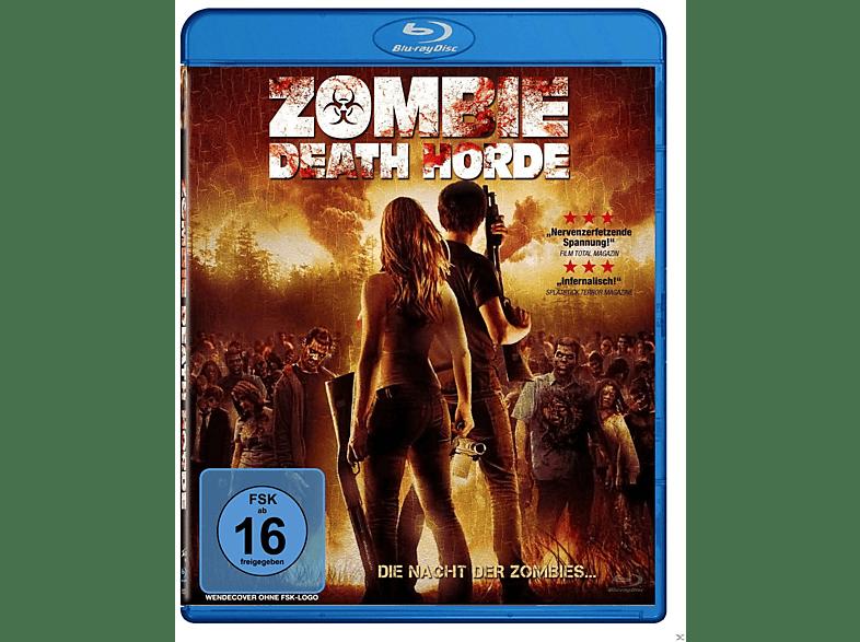 ZOMBIE DEATH HORDE [Blu-ray]