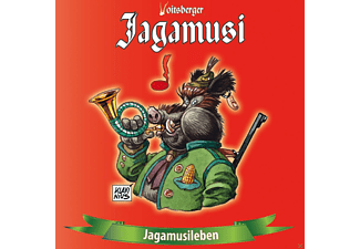 Voitsberger Jagamusi - Jagamusileben  - (CD)