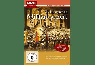 Historisches Militärkonzert - DDR TV-Archiv  - (DVD)