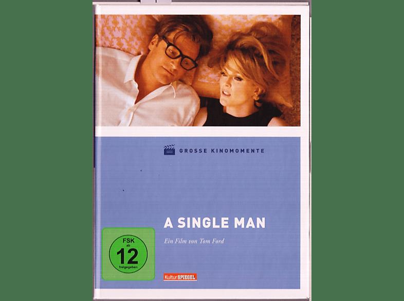 A SINGLE MAN (GROSSE KINOMOMENTE 2) [DVD]