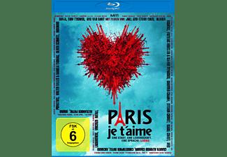Paris Je T'aime Blu-ray