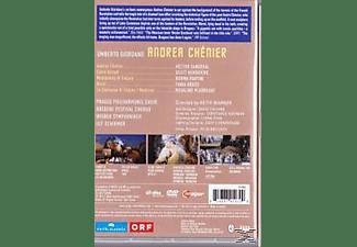 Olf & Wso Schirmer, Schirmer/Sandoval/Hendricks - Andrea Chenier  - (DVD)