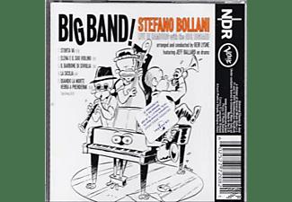 Stefano/ndr Bigband Bollani - Big Band!  - (CD)