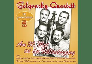 Golgowsky Quartett - Am 30.Mai Ist Der Weltuntergang  - (CD)