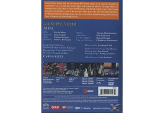 VARIOUS, Rizzi/Serjan/Pelizzari/Wso - Aida  - (DVD)