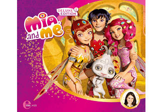 Mia and me - Deluxe Edition 1 - 2 CD - Kinder/Jugend