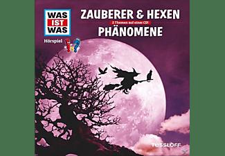 Was Ist Was - Was ist was? Zauberer & Hexen / Phänomene  - (CD)