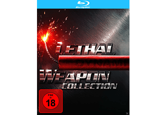 Lethal Weapon BOX Blu-ray