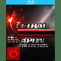 Lethal Weapon BOX [Blu-ray]