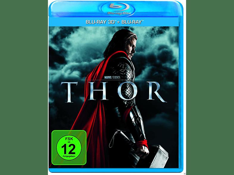 Thor (3D/2D) [3D Blu-ray]