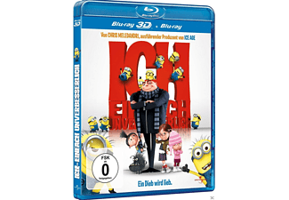 ICH – Einfach unverbesserlich  (3D-Blu-ray + 2D-Blu-ray) 3D Blu-ray (+2D)