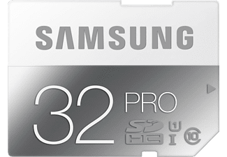 SAMSUNG MB-SG32D/EU, SDHC Speicherkarte, 32 GB, 90 MB/s