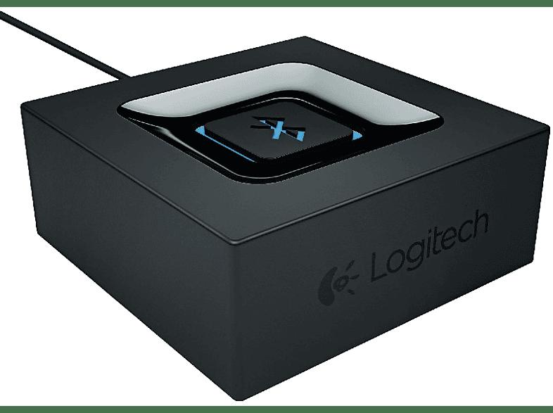LOGITECH Bluetooth Audio Adapter Schwarz