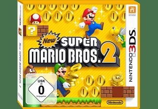 New Super Mario Bros. 2 - [Nintendo 3DS]