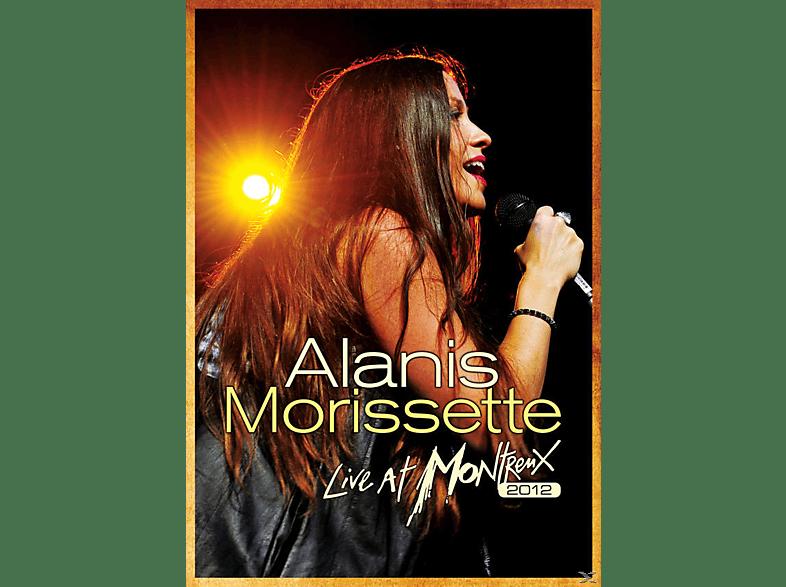 Alanis Morissette - Live At Montreux 2012 [DVD]