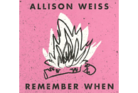 Allison Weiss - Remember When [CD 3 Zoll Single (2-Track)]