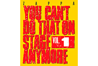 Frank Zappa - You Can't Do That On Stage Anymore, Vol.1 [CD]
