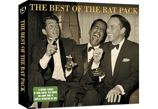 The Rat Pack - The Best Of  - (CD)