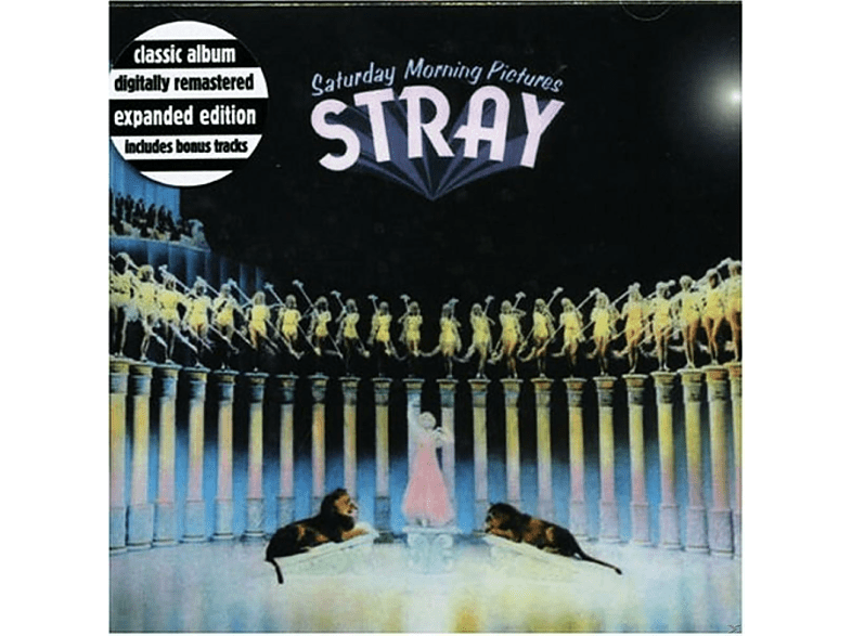 Stray - Saturday Morning Pictures [CD]