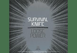 Survival Knife - Loose Power  - (CD)