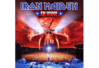Iron Maiden - EN VIVO! LIVE IN SANTIAGO DE C [CD]