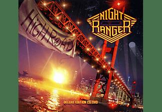 Night Ranger - High Road (Ltd.Digipak+Dvd)  - (CD + DVD Video)