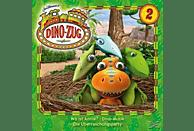 Der Dino-Zug (Tv-Hörspiel) - Der Dino-Zug 02: Wo ist Annie? / Dino-Musik / Die Überraschungsparty - (CD)