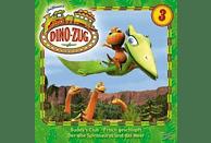 Der Dino-Zug (Tv-Hörspiel) - Der Dino-Zug 03: Buddy's Club / Frisch geschlüpft / Der alte Spinosaurus und das Meer - (CD)