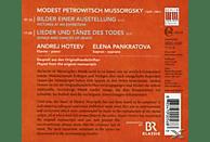 Hoteev,Andrej/Pankratova,Elena - Bilder Einer Ausstellung/Lieder+Tänze Des Todes [CD]
