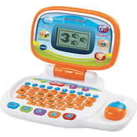VTECH 80-155404 Mein Lernlaptop, Mehrfarbig