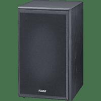 MAGNAT Monitor Supreme 202 1 Paar Regallautsprecher (Passiv-Lautsprecher, Esche Dekor Schwarz)