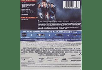 Captain America - The First Avenger (3D/2D) [3D Blu-ray (+2D)]