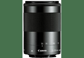 Objetivo Evil - Canon EF-M 55-200 mm f/4.5-6.3 IS STM