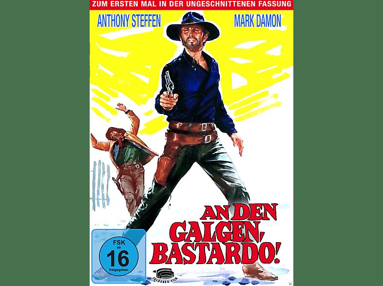 An den Galgen Bastardo [DVD]