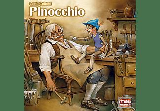 Carlo Collodi - Pinocchio  - (CD)