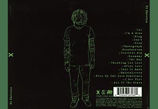 Ed Sheeran - X (Deluxe Edition)  - (CD)