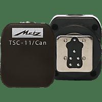 METZ TSC-11 Blitzschuhadapter, Canon Kamera, Schwarz