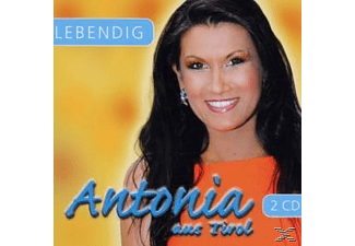 Antonia aus Tirol - Lebendig  - (CD)
