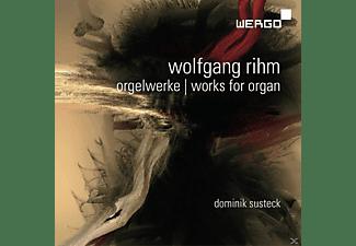 Dominik Susteck - Orgelwerke  - (CD)
