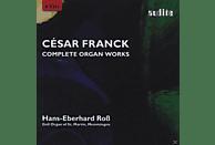 Hans-eberhard Ross - Sämtliche Orgelwerke [CD]