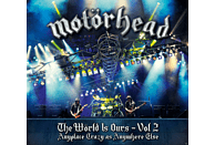 Motörhead - The World Is Ours Vol.2  [DVD + CD]