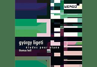 Hell Thomas - Études pour Piano  - (CD)