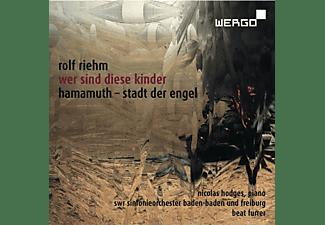 Nicolas Hodges, Swr Sinfonieorchester Baden-baden Und Freiburg - Wer Sind Diese Kinder   Hamamuth-Stadt Der Engel  - (SACD Hybrid)