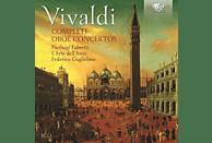 Pier Luigi Fabretti, L'arte Dell' Arco - Vivaldi: Complete Oboe Concertos [CD]