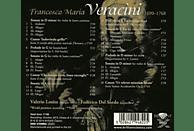 Valerio / Federico Del Sord Losito - Violin Sonatas From Unpublished Manuscripts [CD]