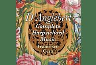 Francesco Cera - Complete Harpsichord Music [CD]