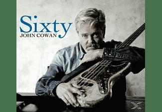 John Cowan - SIXTY  - (CD)
