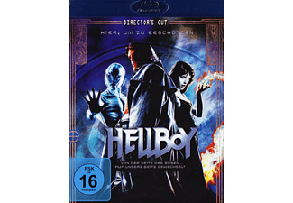 Hellboy - Director's Cut - (Blu-ray)